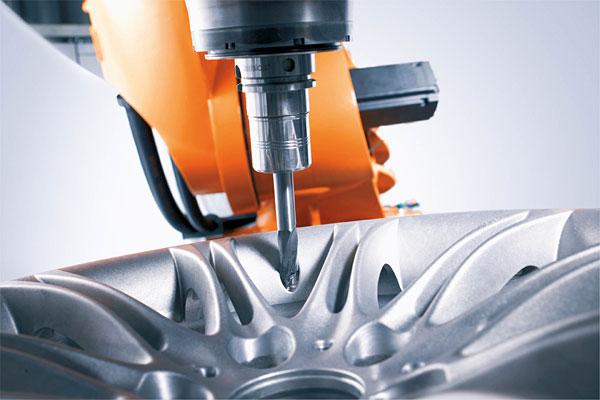 Automatisierungslösungen Robotik in Automobilbranche