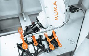 Automatisierung Chemie, Pharma, Lebensmittel, Hygiene, Reinraumroboter