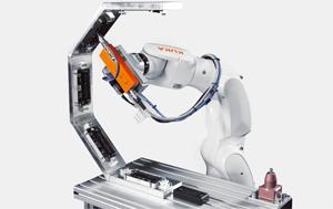 Automatisierung Robotik in Elektronik
