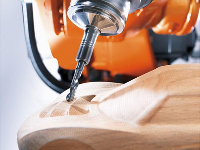 Automatisierungslösungen für die Holzverarbeitung
