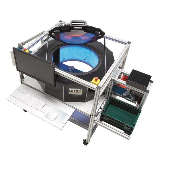 Teilekontrolle, optische Teilekontrolle, optische Prüfung